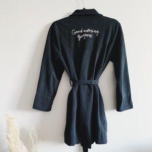 Kate Spade: 'Good Morning Gorgeous' Robe